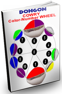 COWRY Color-Number WHEEL