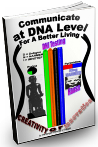 Communicate at DNA Level for A Better Living 2x3